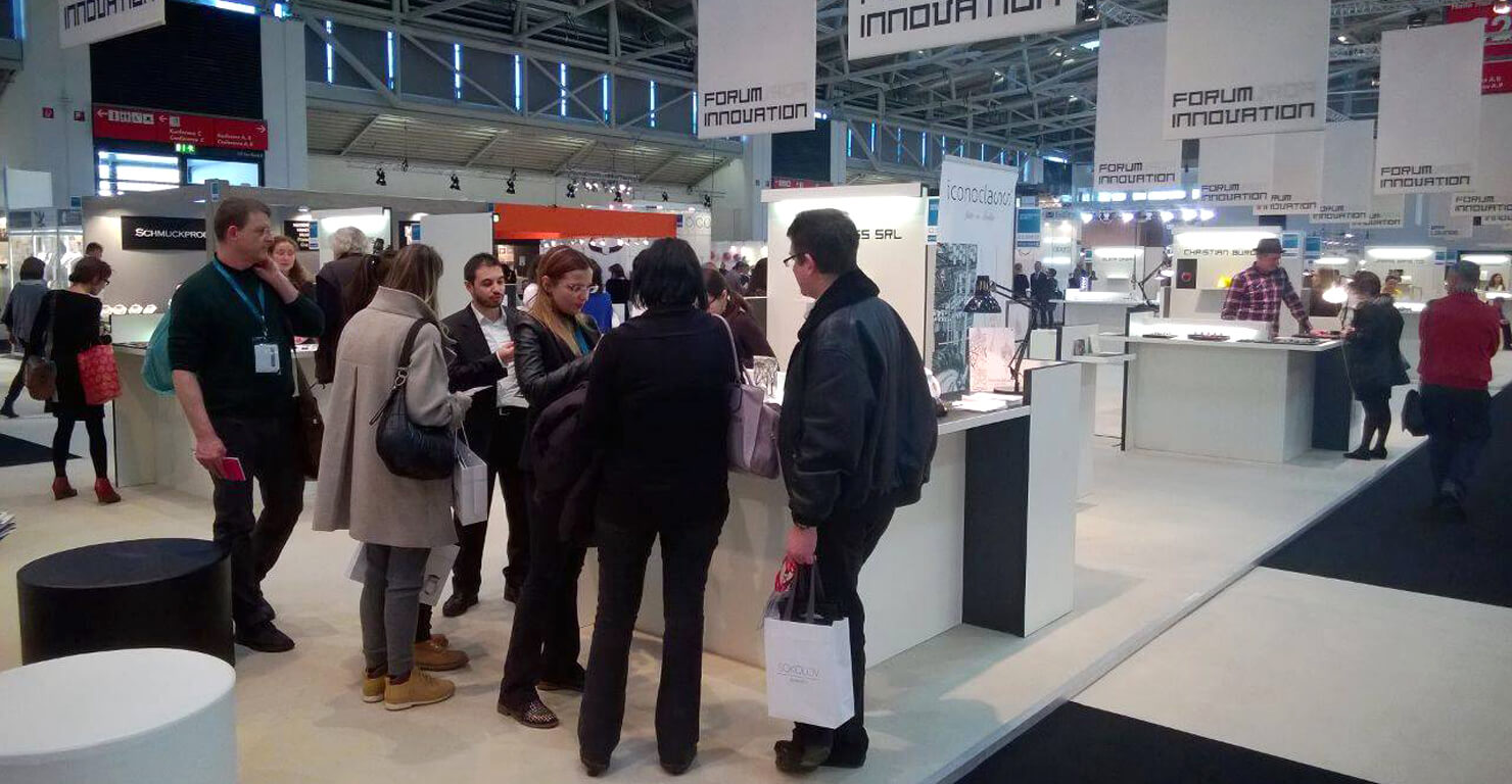 Inhorgenta Munich - Trade Show for Jewelry and Watches
